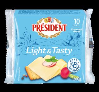 President Light And Tasty